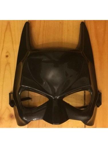 Quzucuk Kids Çocuk Plastik Yüz Maskesi Siyah